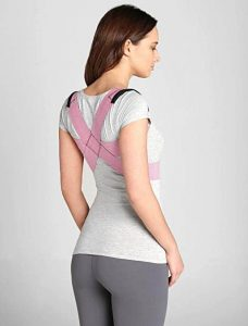 BeFit24 Upper Back Posture Corrector for Men and Women Under Clothes