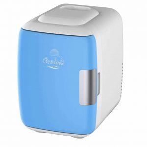 Cooluli Mini Fridge (Blue)