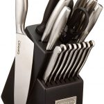 Cuisinart C77SS-17P Artiste Collection 17-Piece Cutlery