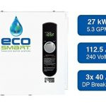 EcoSmart ECO 27 Water Heater, 27 KW