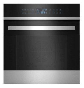 "Empava 24"" Black Single Oven"