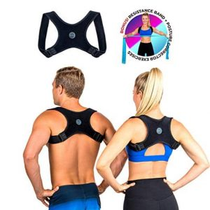 FDA Approved Fully Adjustable and Lightweight Back Brace