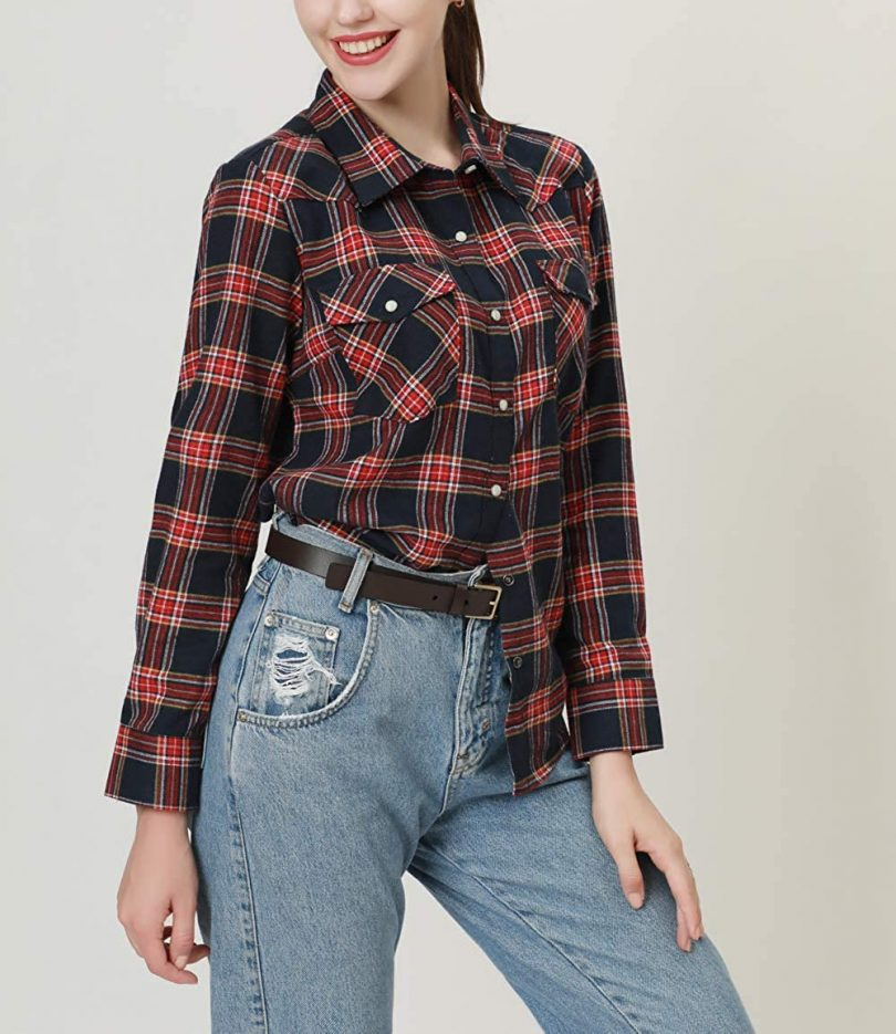Flannel Shirt for Women
