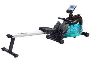 Goplus Machine Adjustable Resistance Exercise