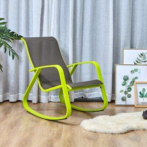 Grand patio Modern Swing Rocking (Rock) Chair Glider