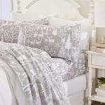 Great Bay Home Extra Soft 100% Turkish Cotton Flannel Sheet Set- Belle Collection