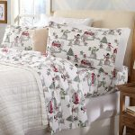 Home Fashion Designs Stratton Collection Extra Soft Flannel