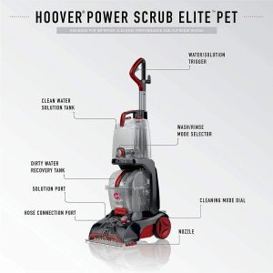 Hoover Carpet Cleaner, FH50251