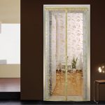 J&DSSSU Mesh curtain magnetic Screen door1