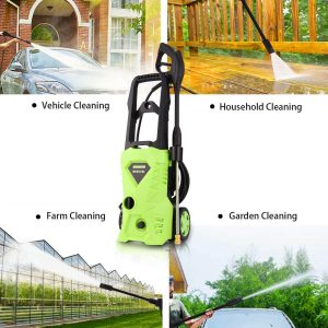 Luckdeal Electric Pressure Washer