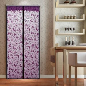 Meetcute Instant Mesh Screen Door Magnetic