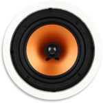 Micca M-8C 2-Way 8 Inch In-Wall In-Ceiling Speaker