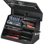 Montezuma Portable Triangle Heavy-Duty Steel Tool Box