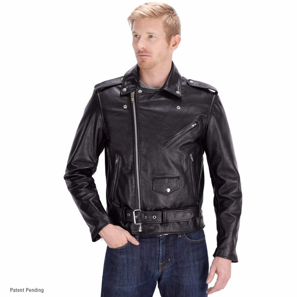NOMAD USA MOTORCYCLE LEATHER JACKET