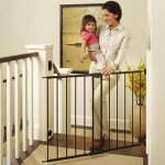 """North States 47.85"""" Easy Swing Baby Gate"""