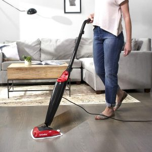 O-Cedar Steam Mop with an Extra Refill