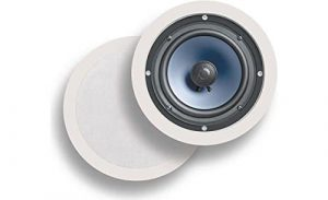 Polk Audio RC60i 2-way In-Ceiling 6.5 inches Round Speakers