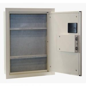 Protex Electronic Wall Safe