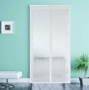 Q&F Door mesh magnetic screen door