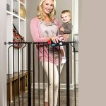 Regalo Easy Step Extra Tall Walk-Thru Gate