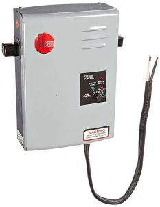 Rheem RTE 13 Electric Water Heater, 4 GPM