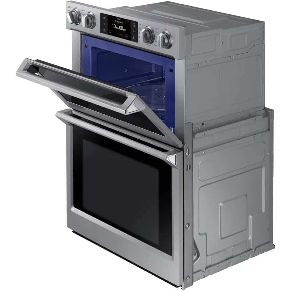 Samsung Stainless Combination Electric