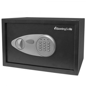 SentrySafe X055 Security Safe with Digital Keypad