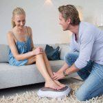 Shiatsu Foot Massager by Beurer