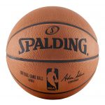 Spalding NBA Official Game Basketball
