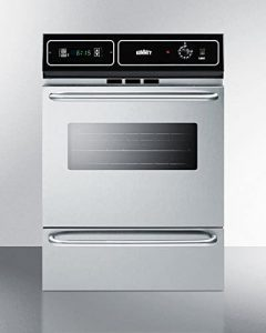 Summit TTM7212BKW Oven