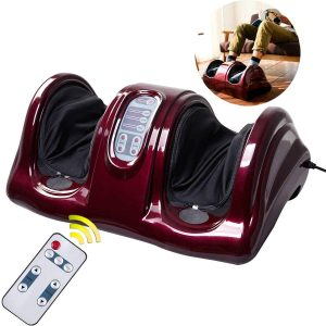 TTC INC.Shiatsu Rolling & Kneading Foot Massager