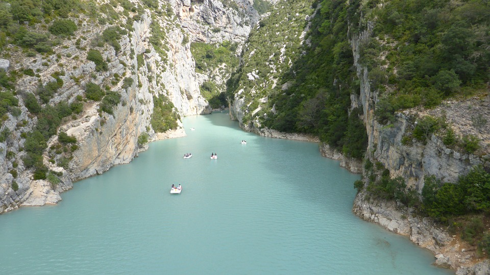The Verdon River- France