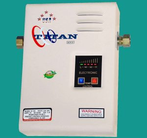Titan SCR2 N-120 Electric Water Heater-220 Volts