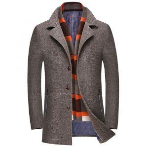 Wulful trench coat