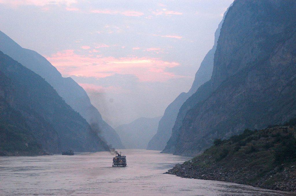 Yangzi, China