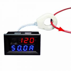 AILI Battery Voltage Tester Monitor