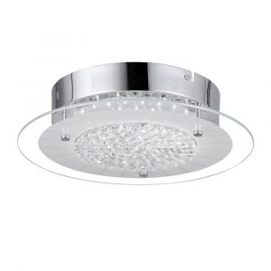 1e8571712ff Best LED Bedroom Ceiling Lights in 2019 Reviews