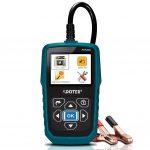 Adoter ADP460 12V/24V Battery Load Tester