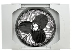 Air King 20-Inch Window Fan, 9166F