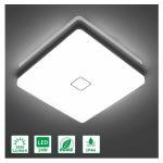Airand 5000K LED Ceiling Light Flush Mount