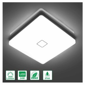 Airand 5000K LED Ceiling Light Flush Mount