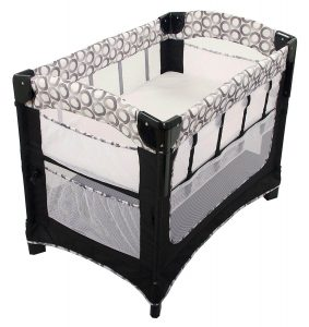 Arms Reach Concepts Inc. Ezee 3-in-1 Bedside Bassinet Circle