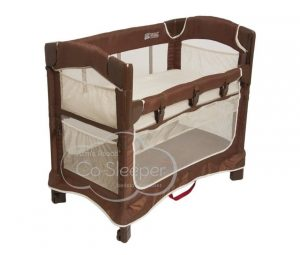 Arm's Reach Concepts Mini Ezee 3-in-1 Bedside Bassinet
