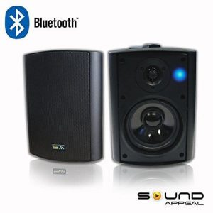 Bluetooth 5.25 Indoor/Outdoor Speakers