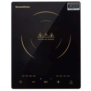 Bonsenkitchen 1800-Watt Induction Cooktop Portable