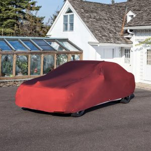 "Breathable Budge Rain Barrier Car Cover Fits Sedans up to 13/'1/"" Long
