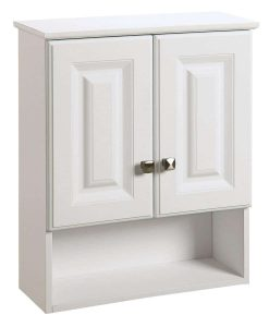 Design House 531715 Wyndham Bathroom Wall Cabinet
