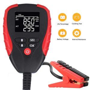 Digital 12V Car Battery Tester