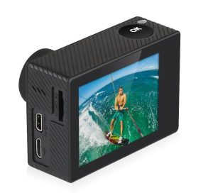 Dragon Touch Vision 3 4K Sports Action Camera