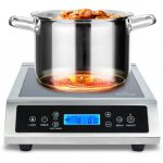Duxtop LCD P961LS Professional Portable Induction Cooktop